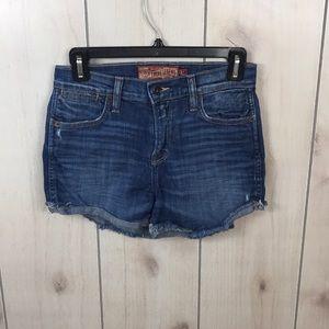 Lucky Brand High Rise Shorts